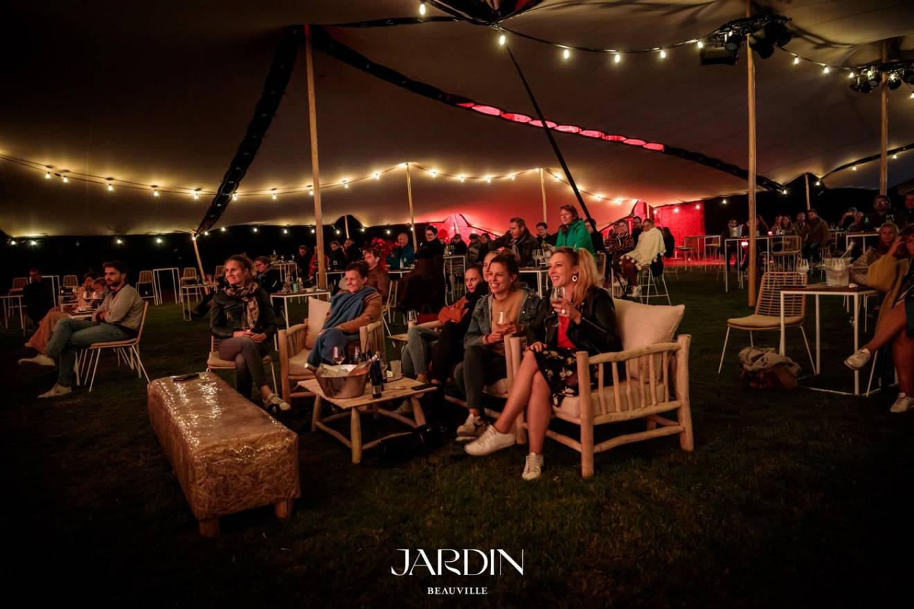 Jardin Beauville (festival met optredens)